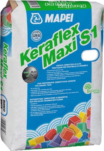 Gut gemocht Mapei Keraflex Maxi S1 grau - Flexklebermörtel 25kg Sack IT77