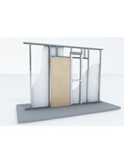 knauf zargenlose t rlaibung pocket kit holzt rblatt. Black Bedroom Furniture Sets. Home Design Ideas